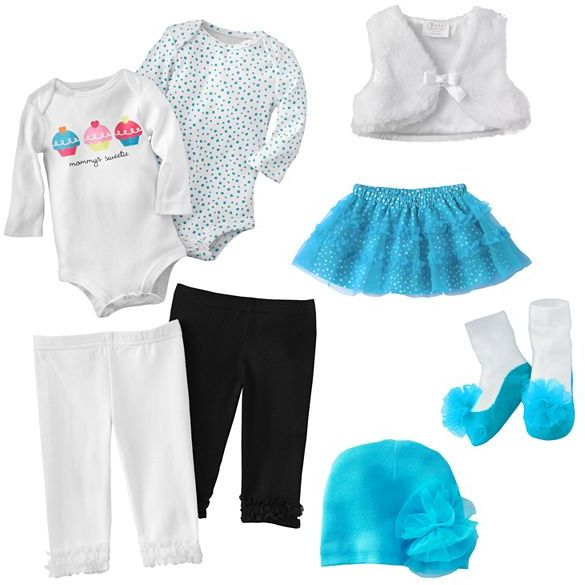 Baby Starters mommy's sweetie separates - baby