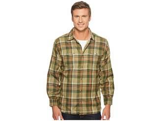 Mountain Khakis Christopher Fleece Lined Shirt Men's Clothing
