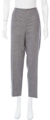 Paule Ka Wool High-Rise Pants