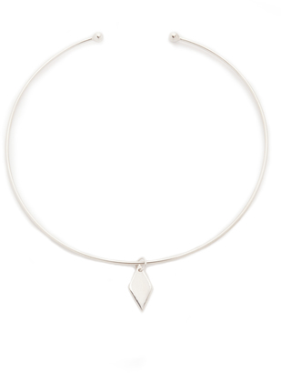 Vanessa Mooney The Delorean Choker Necklace $58 thestylecure.com