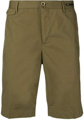 Pt01 tailored chino shorts