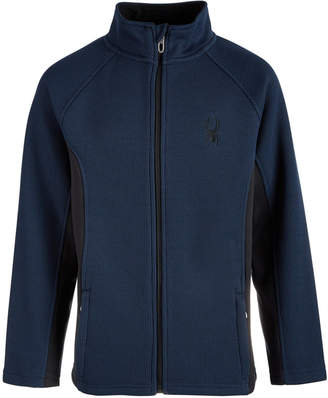 Spyder Big Boys Constant Full-Zip Sweater
