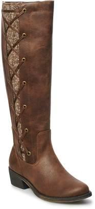 So SO Hemlock Women's Riding Boots