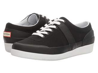Hunter Sneaker Lo - Canvas Women's Shoes