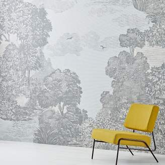 west elm Landscape Mural Wallpaper