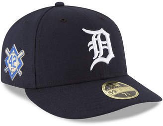 New Era Detroit Tigers Jackie Robinson Day Low Profile 59FIFTY Fitted Cap
