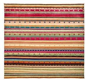 Tribal Oriental Area Rug, 7'5 x 8'