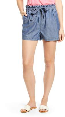 Caslon Paperbag Waist Shorts