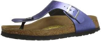 Papillio Women's Gizeh Cuir Thong Sandals Purple Size: