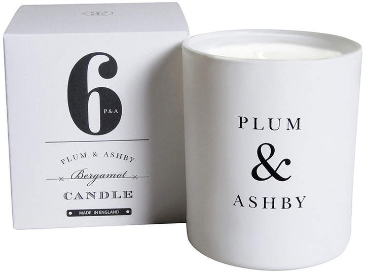 Plum & Ashby - Numbered Collection Scented Candle - Bergamot