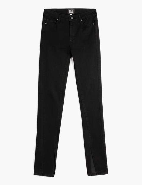 Rosie HW x PAIGE Collection Constance Skinny - Onyx