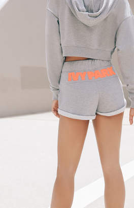 Ivy Park Chenille Shorts