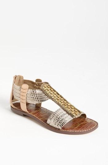 Sam Edelman Embellished Sandal