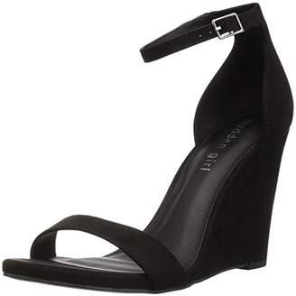 Madden-Girl Women's Willoow Wedge Sandal