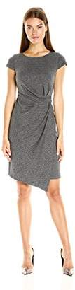 Jones New York Women's City Herringbone Dress $21.07 thestylecure.com