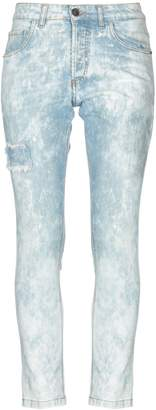 Entre Amis Denim pants - Item 42713695LN