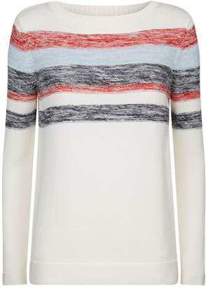 Barbour Skysail Striped Sweater