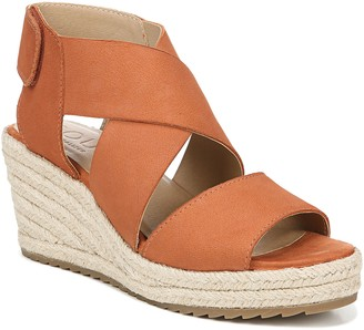 Naturalizer SOUL Leather Slingback Sandals - Oshay