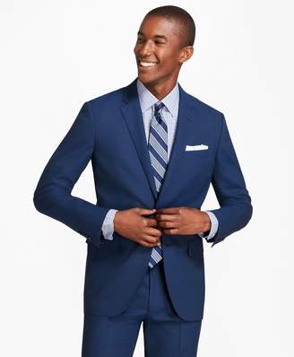 Brooks Brothers Milano Fit BrooksCool Tic Suit