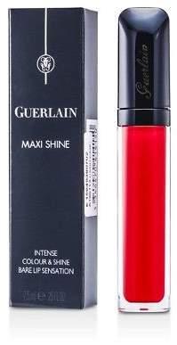 Guerlain NEW Gloss D'enfer Maxi Shine Intense Colour (# 420 Rouge Shebam)