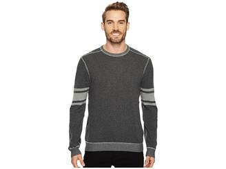 Agave Denim Spin Out Long Sleeve Crew 12GG Neps Men's Long Sleeve Pullover