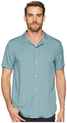 Threads 4 Thought Modal Short Sleeve Beach Shirt Men's Short Sleeve Pullover