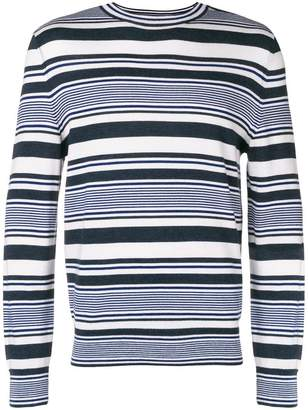 A.P.C. multi-stripe sweater
