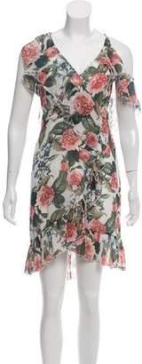 Nicholas Silk Knee-Length Dress