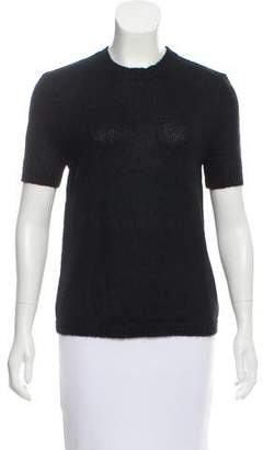 Holly Fulton Short Sleeve Crew Neck Sweater w/ Tags