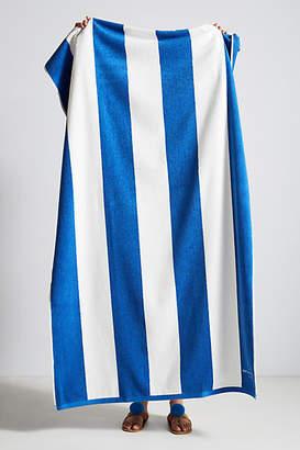 Soho Home Istanbul Striped Beach Towel