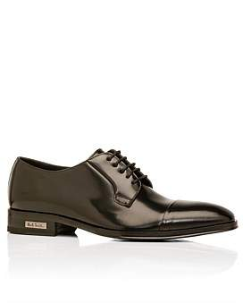 Paul Smith Spencer Toe Capped Derby High Shine