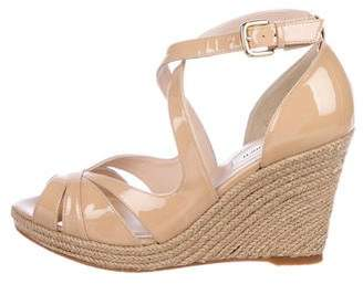 LK Bennett Maggie Wedge Sandals w/ Tags