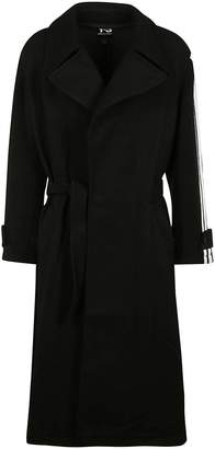 Y-3 Y 3 Oversized Double Breasted Coat