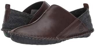 Timberland Front Country Lounger Leather Slip-On Men's Shoes