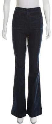Rachel Comey High-Rise Wide-Leg Jeans w/ Tags