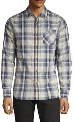 Tateville Plaid Shirt