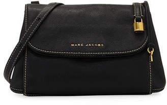Marc Jacobs Boho Grind Pebbled Leather Crossbody Bag