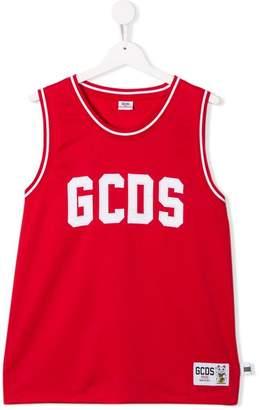 Gcds Kids logo tank