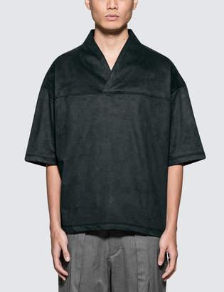 SASQUATCHfabrix. Fake Suede Wa-neck H/S T-Shirt