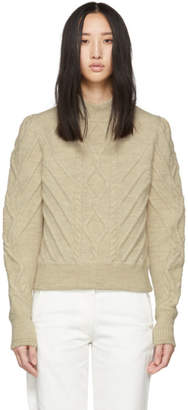 Isabel Marant Off-White Brantely Turtleneck