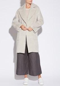 POL Tasha Pocket Coat - 10 - Natural