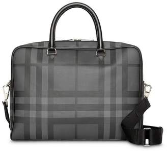 cabbca1804eb Burberry Gray Men s Bags - ShopStyle