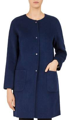 Gerard Darel Magdelena Wool Coat