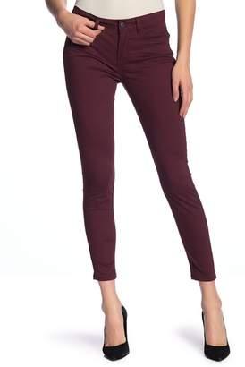 Kensie Jeans Velvet Ankle Biters Skinny Jeans