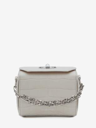 Alexander McQueen Box Bag 19