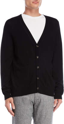 Quincy Classic Wool Cardigan