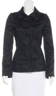 Dolce & Gabbana Collared Lace Jacket