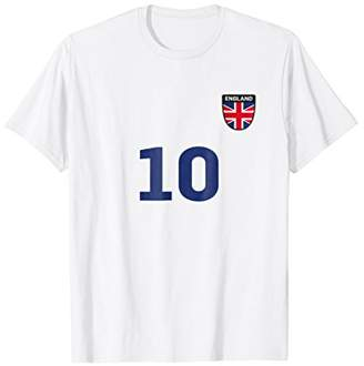 England Soccer Jersey World Football 2018 Fan