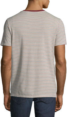 Sovereign Code Men's Castle Striped Crewneck T-Shirt