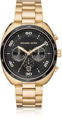 Michael Kors Dane Gold Tone Men's Watch